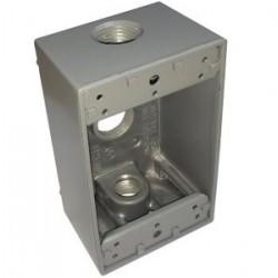 Cutie metalica pentru UAP - IW