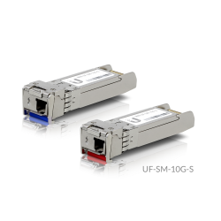 UF-SM-10G-S SFP Modules 2 pack