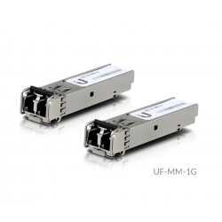 UF-MM-1G SFP Modules 2 pack